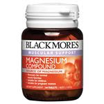 Blackmores Magnesium Compound Tablets 84