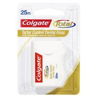 Colgate Dental Floss Tartar 25m