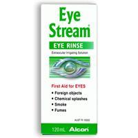 Alcon Eye Stream Eye Rinse Solution 120ml