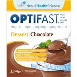 Optifast VLCD Sachets - Chocolate Dessert 46g x 8 Serves