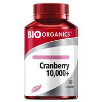 Bio-Organics Cranberry 10000+ 90 Capsules