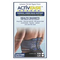 Dick Wicks ActivEase Thermal Back Support Small/Medium