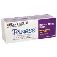 Telnase Nasal Spray 120