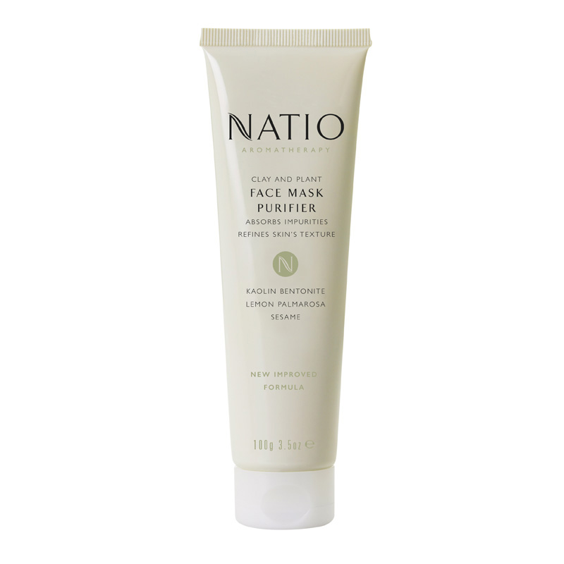 Buy Natio Face Mask Purifier 100g Online At Chemist Warehouse®