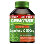 Cenovis Sugarless Vitamin C 500mg Chewable Tablets 300