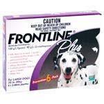 Frontline Plus for Large Dogs 20 to 40 kg 6 pack