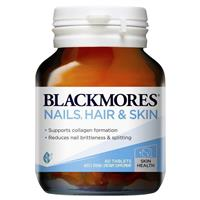 Blackmores Nails Hair & Skin Tablets 60
