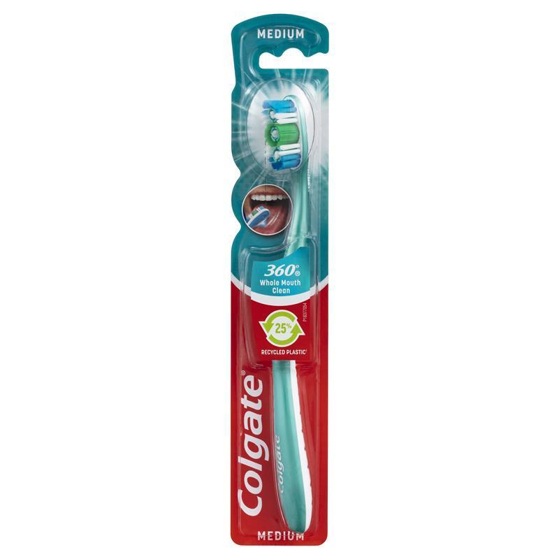 how to use colgate 360 optic white toothbrush