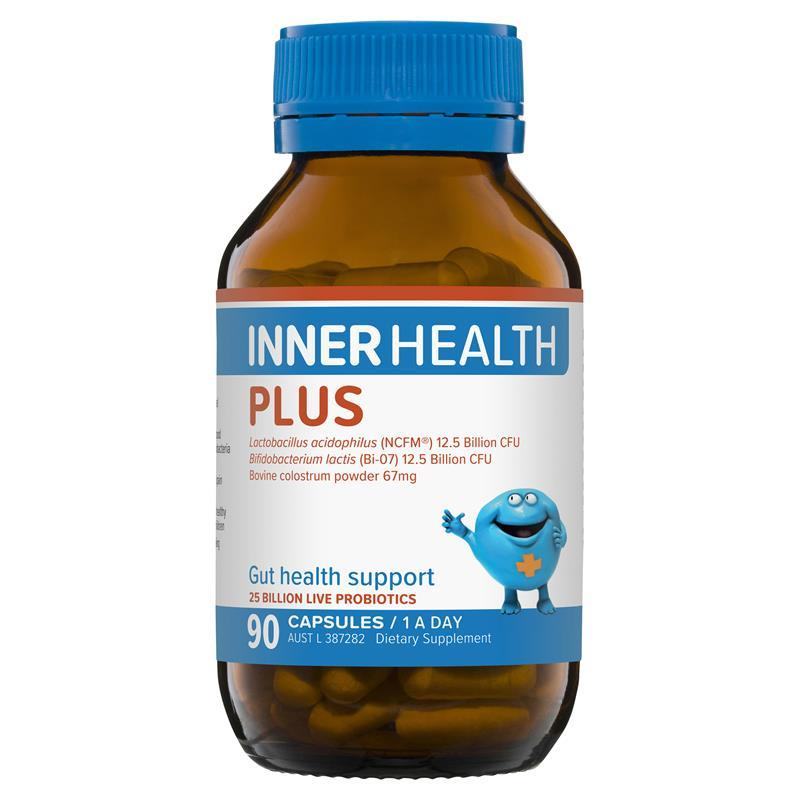 Ethical Nutrients Inner Health Plus 90 Capsules Epharmacy