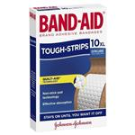 Band-Aid Extra Large Tough-Strips 10