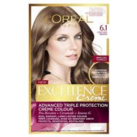 L'Oreal Excellence Creme - 6.1 Light Ash Brown