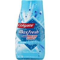 Colgate Max Fresh Cool Mint Toothpaste 130g
