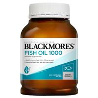 Blackmores Fish Oil 1000mg 400 Capsules
