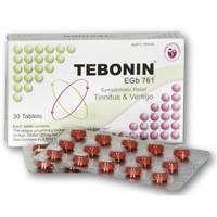 Tebonin Tablets 30