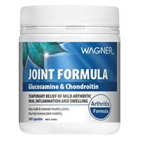 Wagner Joint Formula Glucosamine and Chondroitin 200 capsules