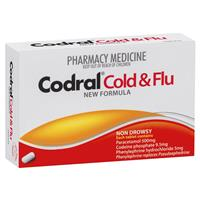 Codral PE Cold & Flu Tablets 48