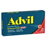 Advil Tablets 24