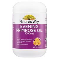 Nature's Way Evening Primrose Oil 200 Capsules