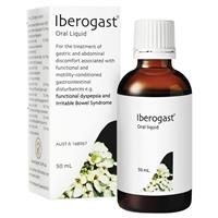 Iberogast Digestive Symptom Relief including medically diagnosed IBS symptoms Herbal Liquid 50mL