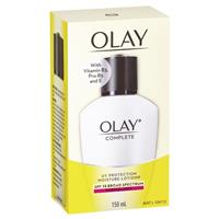 Olay Complete SPF 15+ Normal/Dry Skin Lotion 150ml