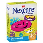 Nexcare Tattoo 20 Strips Cools