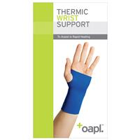 Oapl Thermic Wrist Support Large