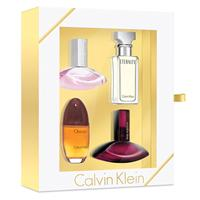 Calvin Klein 5 Piece Perfume Mini Set