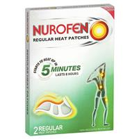 Nurofen Back Pain Heat 2 Pack