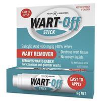 Wart Off Stick 5g