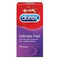 Durex Intimate Feel 12 Pack