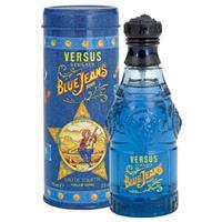 Versus Blue Jeans Eau De Toilette 75mL Spray