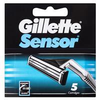 Gillette Sensor Refill Shaving Cartridge Pack 5