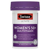 Swisse Women's 50+ Ultivite 60 Tablets