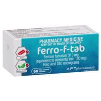 Ferro F 60 Tablets