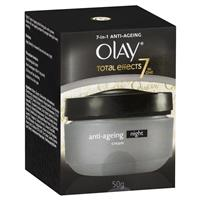 Olay Total Effects Anti-Ageing Night Cream 50g