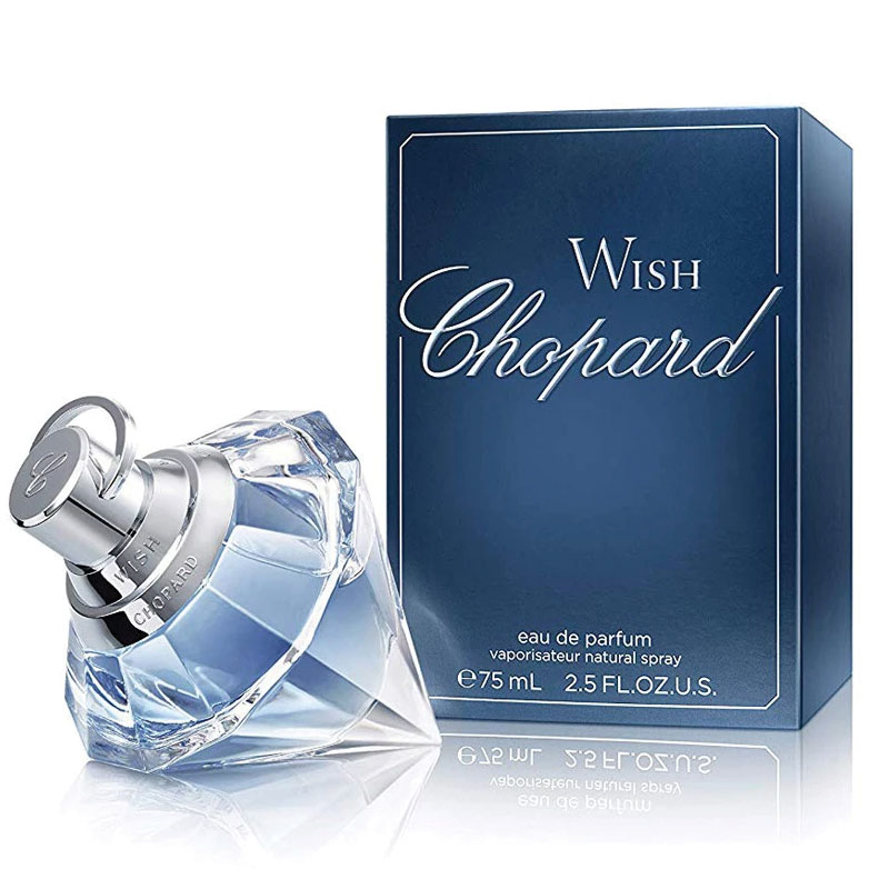 Chopard Wish, an Oriental Floral Fragrance with Personality