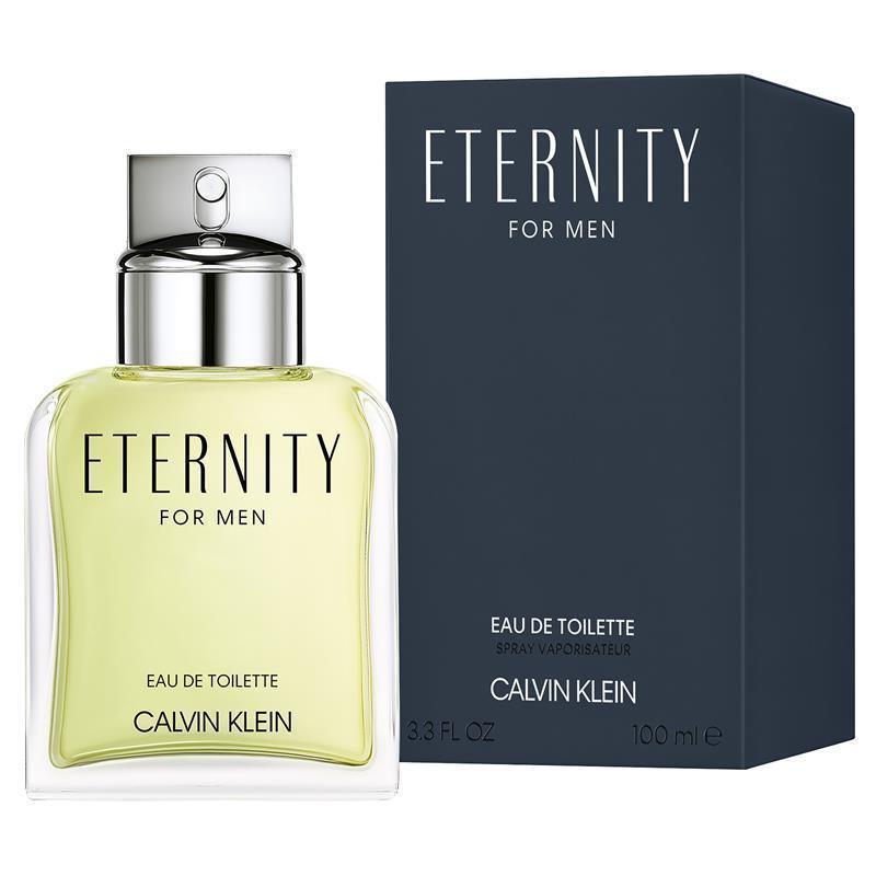 Calvin Klein Eternity for Men Eau de Toilette Spray 100mL. Magnified View 464f4d676926