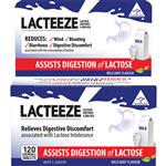 Lacteeze Extra Strength 120 Tablets