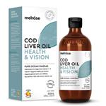 Melrose Cod Liver Oil 500ml