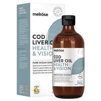 Melrose Cod Liver Oil 500ml