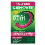 Cenovis Once Daily Women's Multivitamin & Minerals 125 Capsules