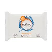 Femfresh Feminine Wipes 20
