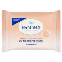 Femfresh Feminine Wipes 20