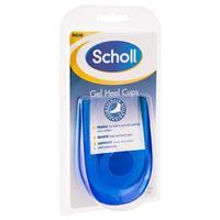 Scholl New Gel Heel Cups - Large