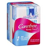 Carefree Barely There Unscented 24 Liners
