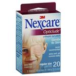 Nexcare Opticlude Orthoptic Eye Patch Regular 81mm x 55.5mm