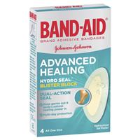 Band-Aid Advanced Healing Blister Regular 4