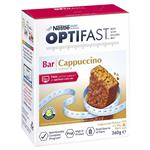Optifast VLCD Bars Cappuccino 6 Pack