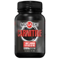 Musashi L-Carnitine 1g/g Oral Powder 50g