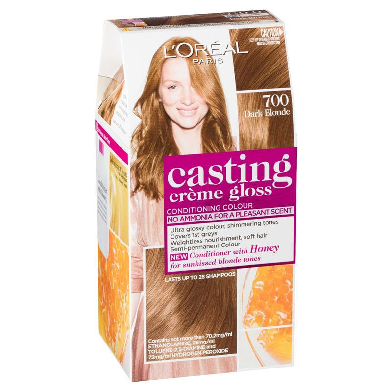L Oreal Casting Creme Gloss 700 Dark Blonde Epharmacy